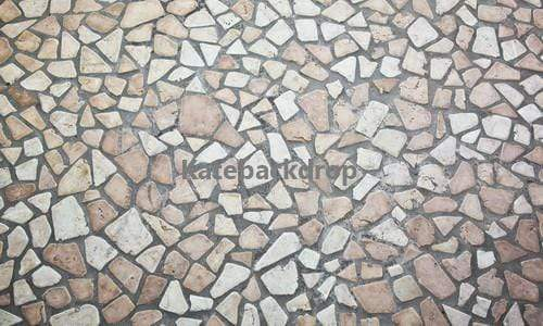 Load image into Gallery viewer, Katebackdrop£ºKate Stone Block Road Rubber Floor Mat