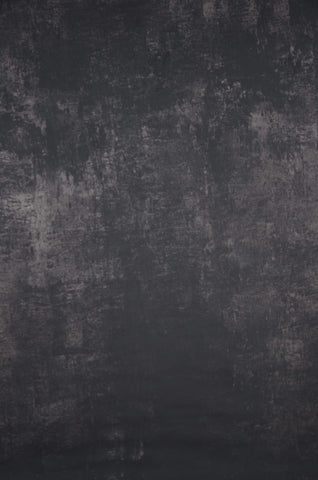 Kate Hand Painted Abstract Texture Black Backdrops