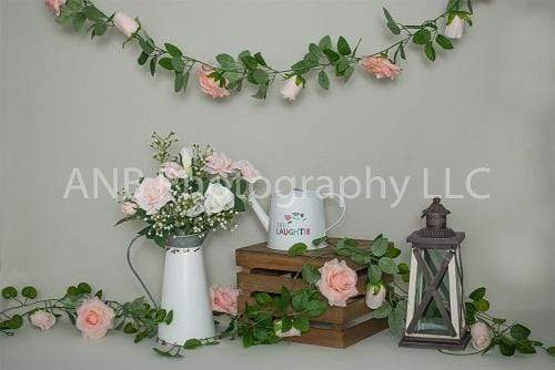 Katebackdrop£ºKate Fresh Floral Decoration Backdrop for Photography Designed By Alisha Byrem