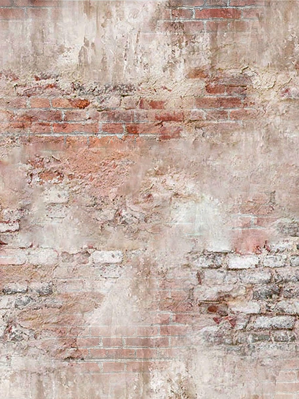 Load image into Gallery viewer, Kate Brick Wall Backdrop Do Old  Red Designed by Kate Image