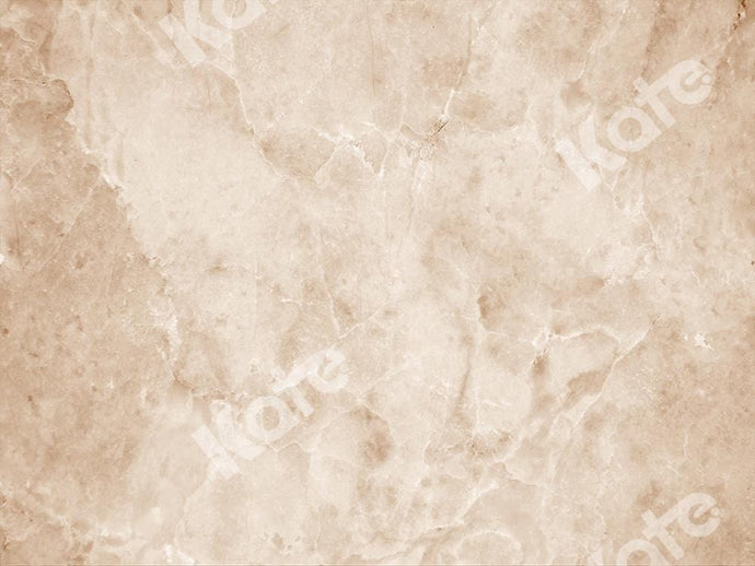 Kate Marble Texture Backdrop Abstract Light Yellow Designed by Kate Image