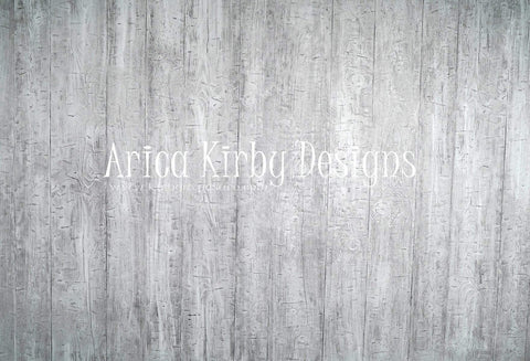 Kate Grey Wood Wall Backdrops Designed by Arica Kirby