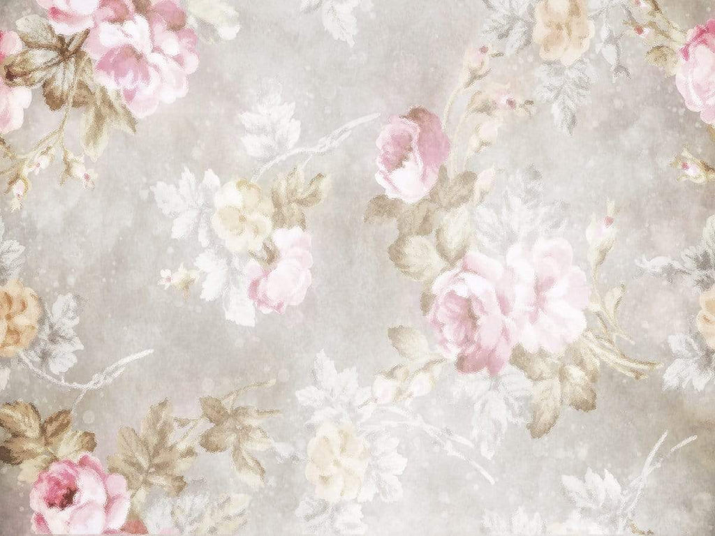 Katebackdrop:Kate Retro Blurry Bokeh Flowers Backdrop for Photography Designed by JFCC
