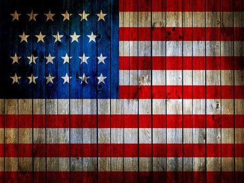 Katebackdrop£ºKate American Independence Day Backdrop wood  Graffiti