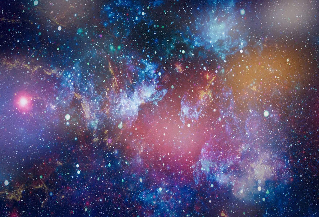 Katebackdrop£ºKate Colorful Galaxy Outer Space  Backdrop for photography