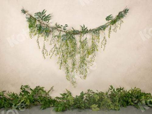 Katebackdrop:Kate Spring\Mother's Day Flower and Grass Macrame Backdrop Designed by Jia Chan Photography