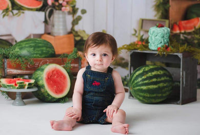 Kate Summer Watermelon Time Backdrop Designed by Jia Chan Photography