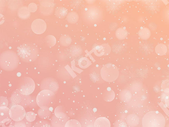Kate Pink Bokeh Backdrop Designed by Kate Image