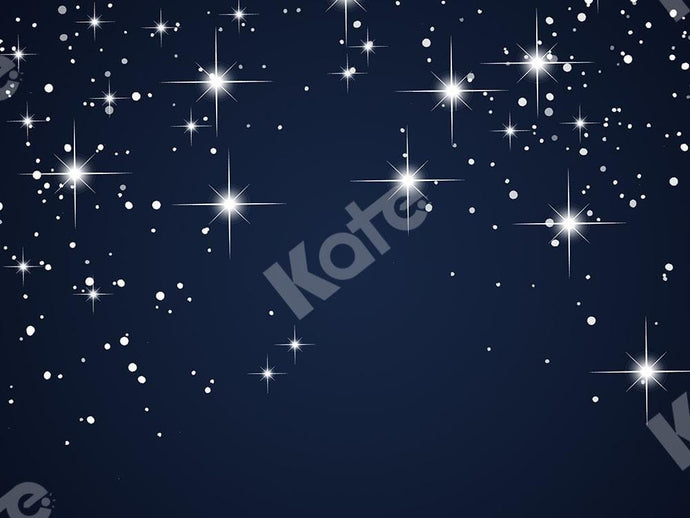 Kate Stary Night Backdrop Twikle Twinkle Little Stars Designed by Chain Photography