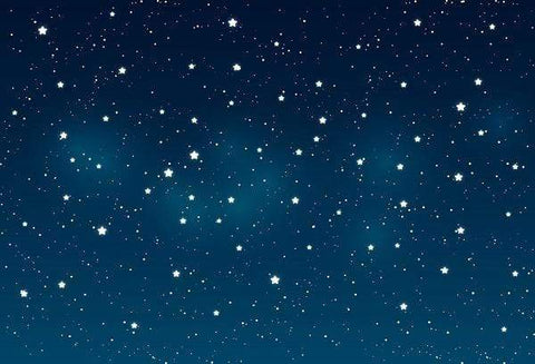 Kate Blue night Sky Star Backdrop Photography backgrounds