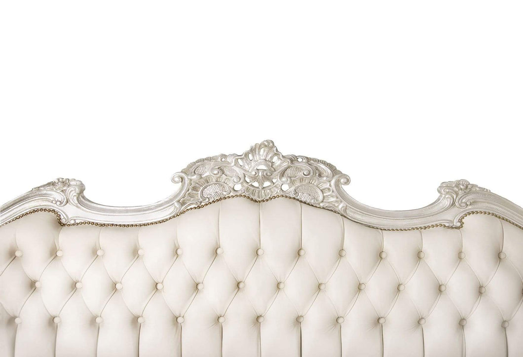 Katebackdrop:Kate Luxury Headboard with White backdrop for Photogarphy