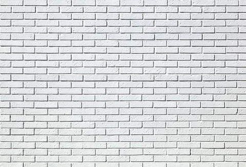 Kate White Brick Wall Photography Backdrops
