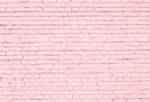 Katebackdrop£ºKate Pink Brick Wall Photography Backdrops