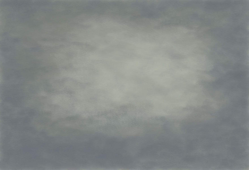 Katebackdrop:Kate Oil Painting Printed Old Master Light Gray Background Abstract Texture Backdrop