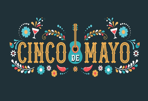 Katebackdrop:Kate May 5 Mexico Carnival Backdrop Cinco De Mayo Party Photography Customized