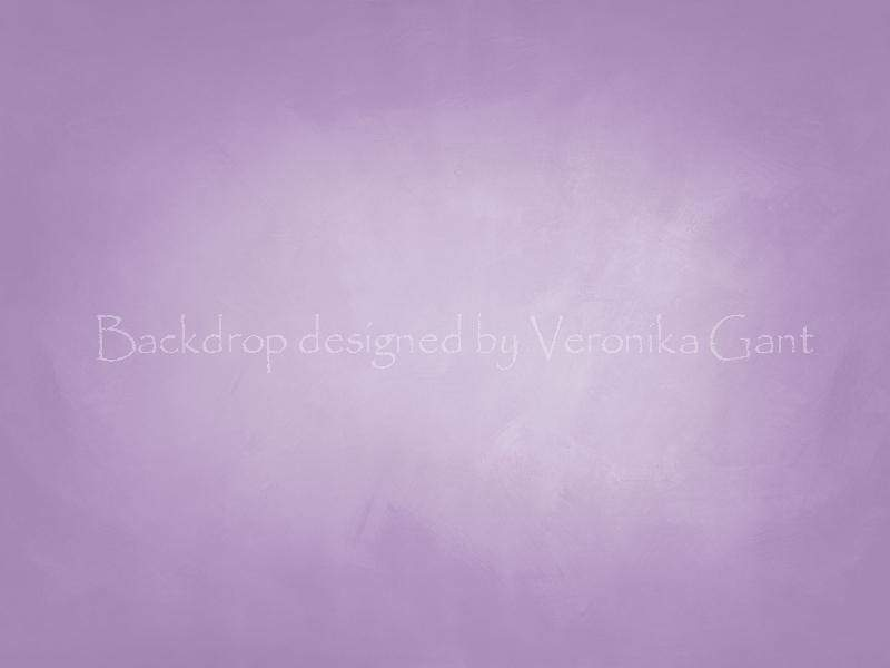 Katebackdrop:Kate Soft Purple Abstract Texture Backdrop Designed by Veronika Gant