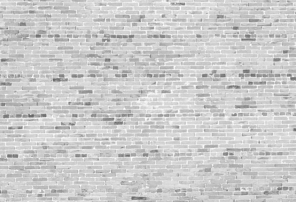 Katebackdrop£ºKate Light Grey Brick Wall for Photography