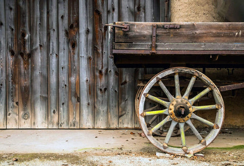 Kate Farm Wooden Doors And Carts for Photography