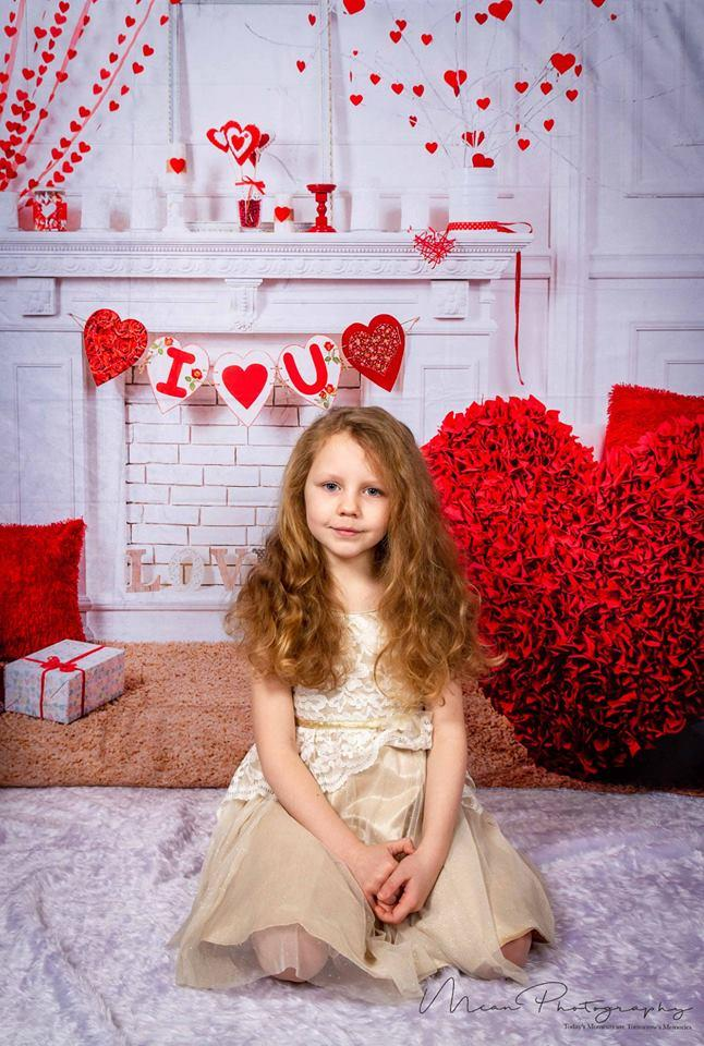 Katebackdrop£ºKate Elegant Valentine's Day Backdrop for Photography