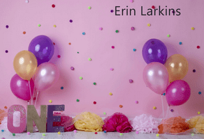 Load image into Gallery viewer, Katebackdrop£ºKate Balloons And Decorations Birthday Children Backdrop for Photography Designed by Erin Larkins