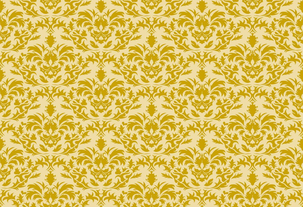 Katebackdrop£ºKate Damask Classic Golden Pattern Backdrop for Photography