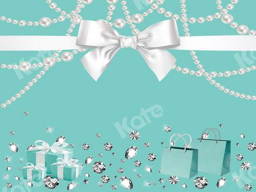Kate Children Gifts and Diamonds Pearl Backdrop Designed by JS Photography
