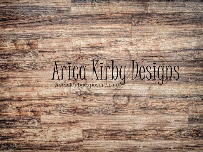Kate Wooden Studio Floor Backdrop Designed by Arica Kirby
