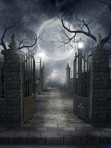 Buy Cheap Kate Halloween Fabric Backdrop For Photography