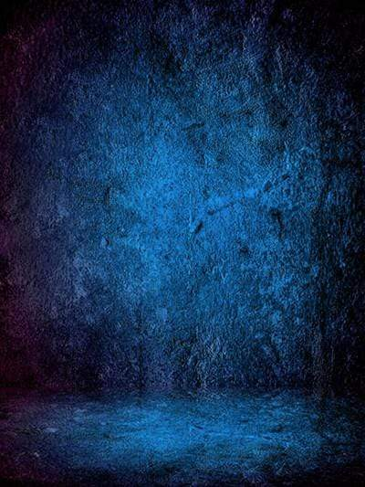 Katebackdrop:Kate Textured Photo Backdrops deep blue abstract