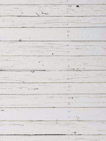 Katebackdrop:Kate Retro Style White Wood Wall Photography Backdrop