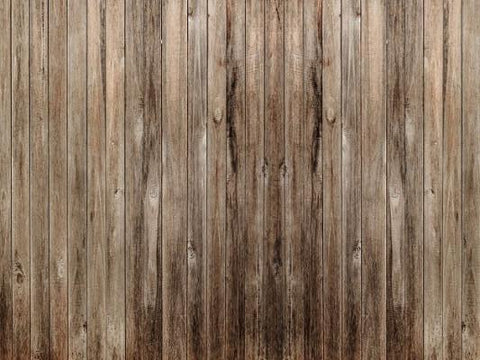 Katebackdrop:Kate Light Brown And Gray Wood Computer Printed Rubber Floor Mat