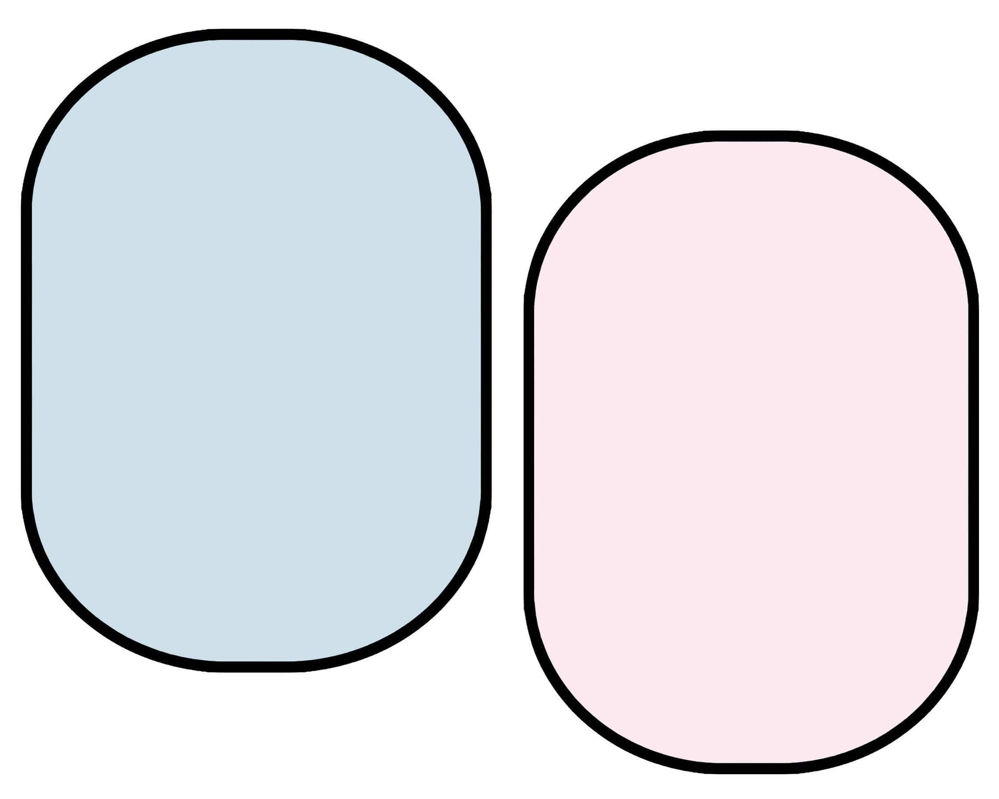 Load image into Gallery viewer, Katebackdrop£ºKate Solid Light Blue/ Solid Light Pink Collapsible Backdrop Photography 5X6.5ft(1.5x2m)