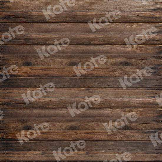 Load image into Gallery viewer, Kate Dark Wooden Backdrop For Children Picture