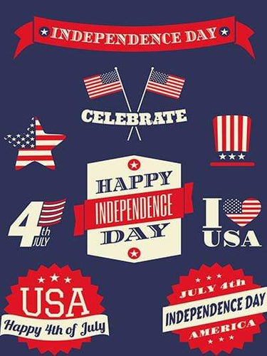 Katebackdrop:Kate Independence Day Photography Backdrop For Photographers
