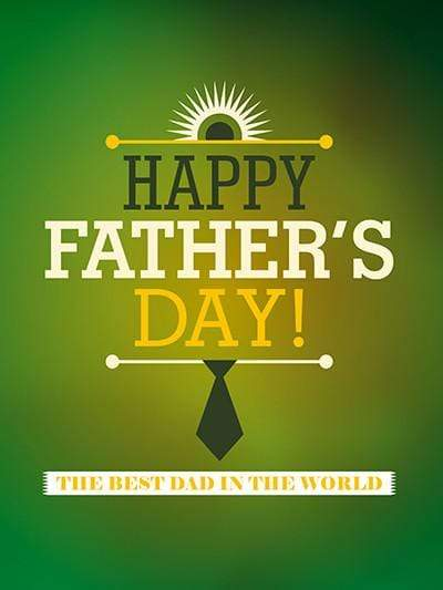 Kate Happy Father'S Day Soild Green Background For Photographyer - Katebackdrop