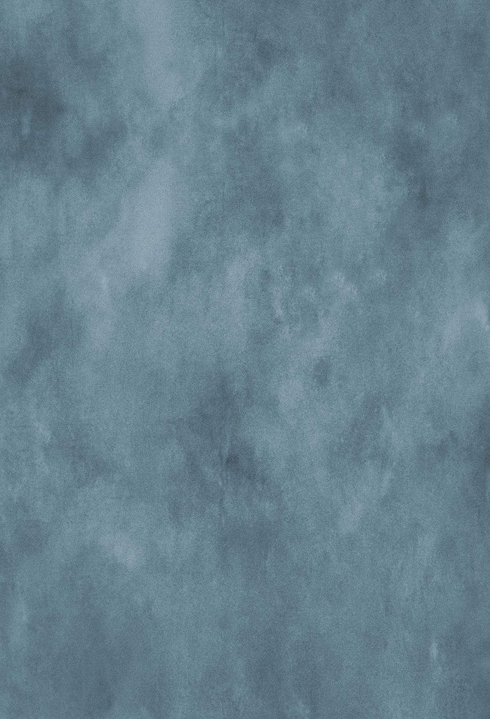 Katebackdrop£ºKate Gray Light Blue Abstract Texture Senior Portrait Backdrop