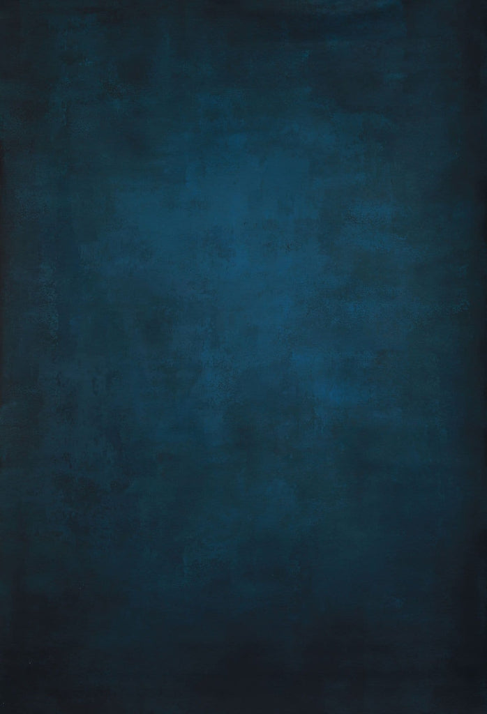 Katebackdrop£ºKate Dark Blue Abstract Backdrop for Photography