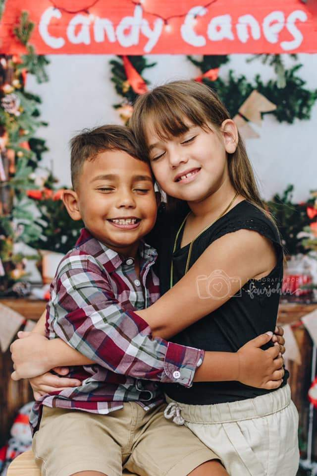 Load image into Gallery viewer, Katebackdrop£ºKate Christmas Candy Canes Children Backdrop for Photography