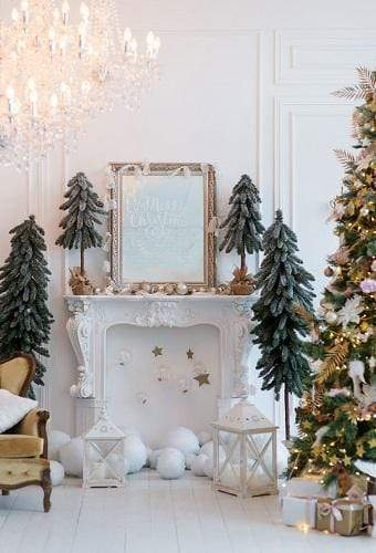 Load image into Gallery viewer, Katebackdrop:Kate Christmas Decoration Room Backdrop for Photography