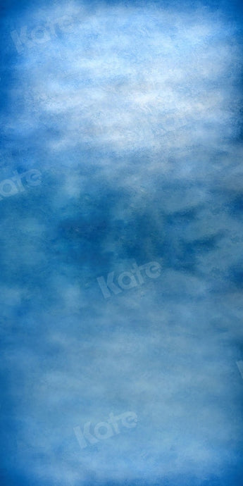 Kate Sweep Backdrop Blue Abstract For Photography