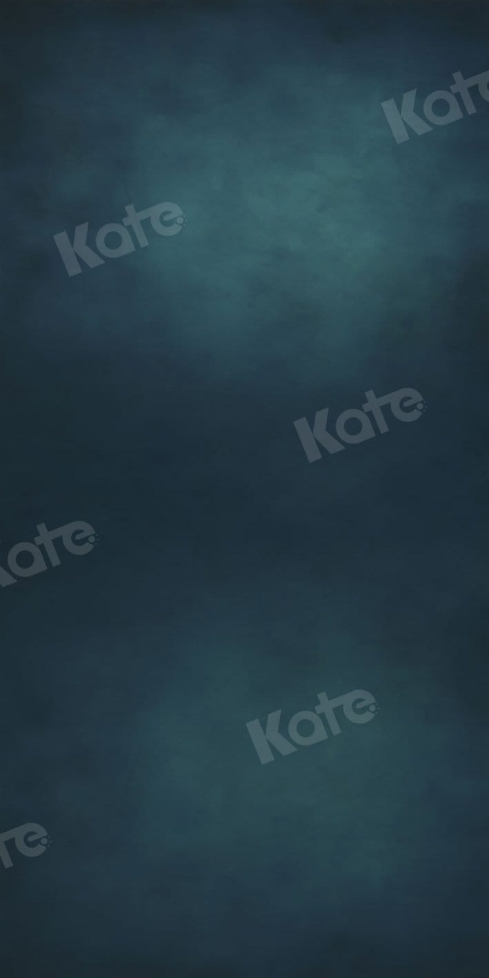 Kate Sweep Backdrop Blue Portrait Abstract For Photography