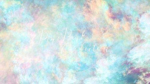 Kate Pastel Smoke Cotton Candy Backdrop Designed By Pine Park Collection