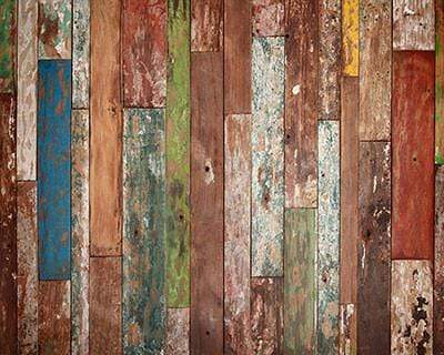 Katebackdrop:Kate Vertical Retro Brown Wood Backdrop Photography For Children