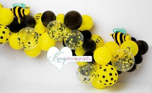 Kate Bee Balloons Backdrop for Photography Designed by Kerry Anderson