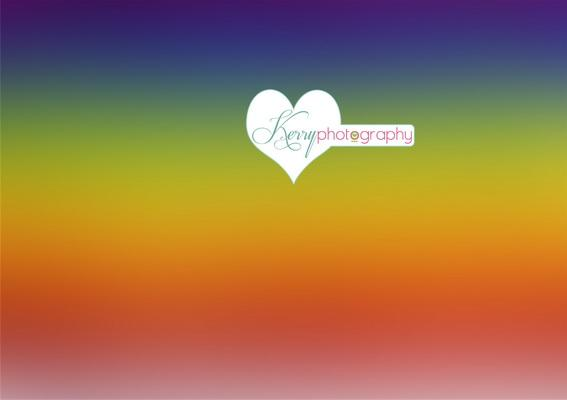 Kate Rainbow Bokeh Wall Birthday Backdrop for Photography Designed by Kerry Anderson