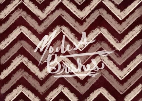 Kate Rustic Chevron Backdrop for Photography Designed by Modest Brushes