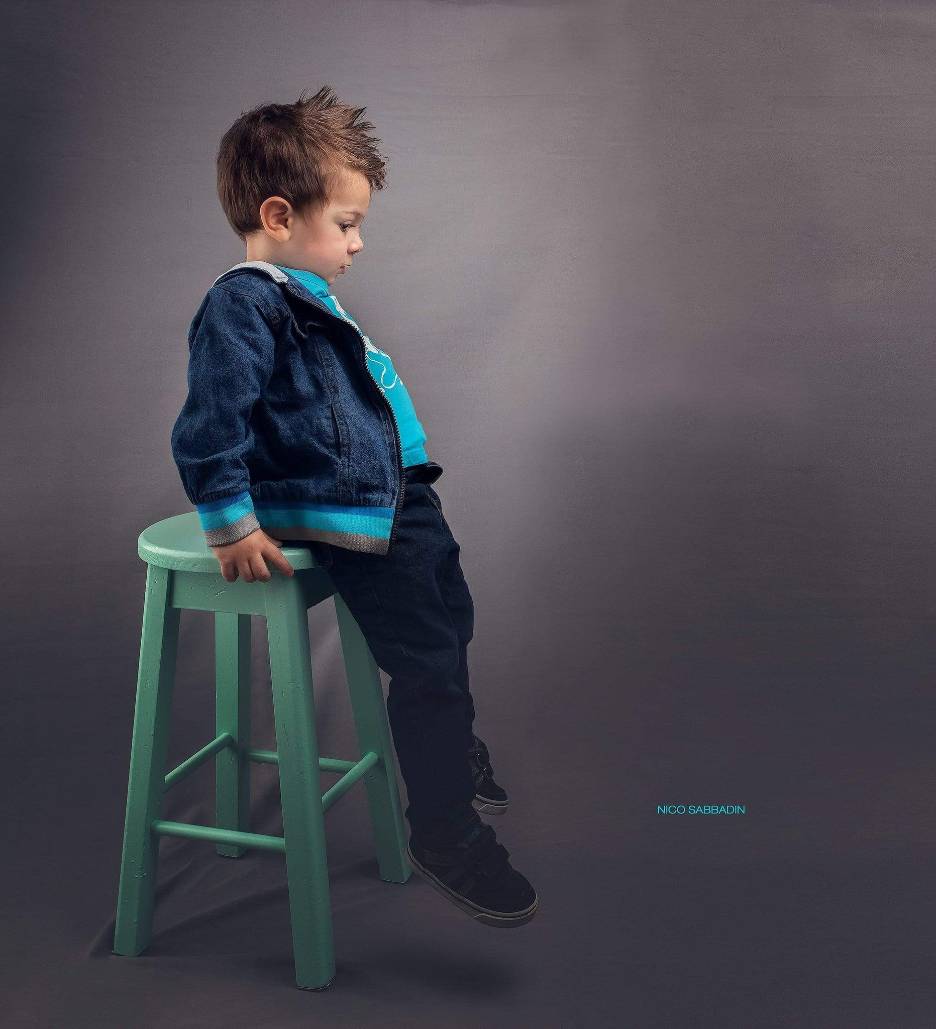 Load image into Gallery viewer, Katebackdrop:Kate Solid Black Cloth Portrait Photography Backdrop
