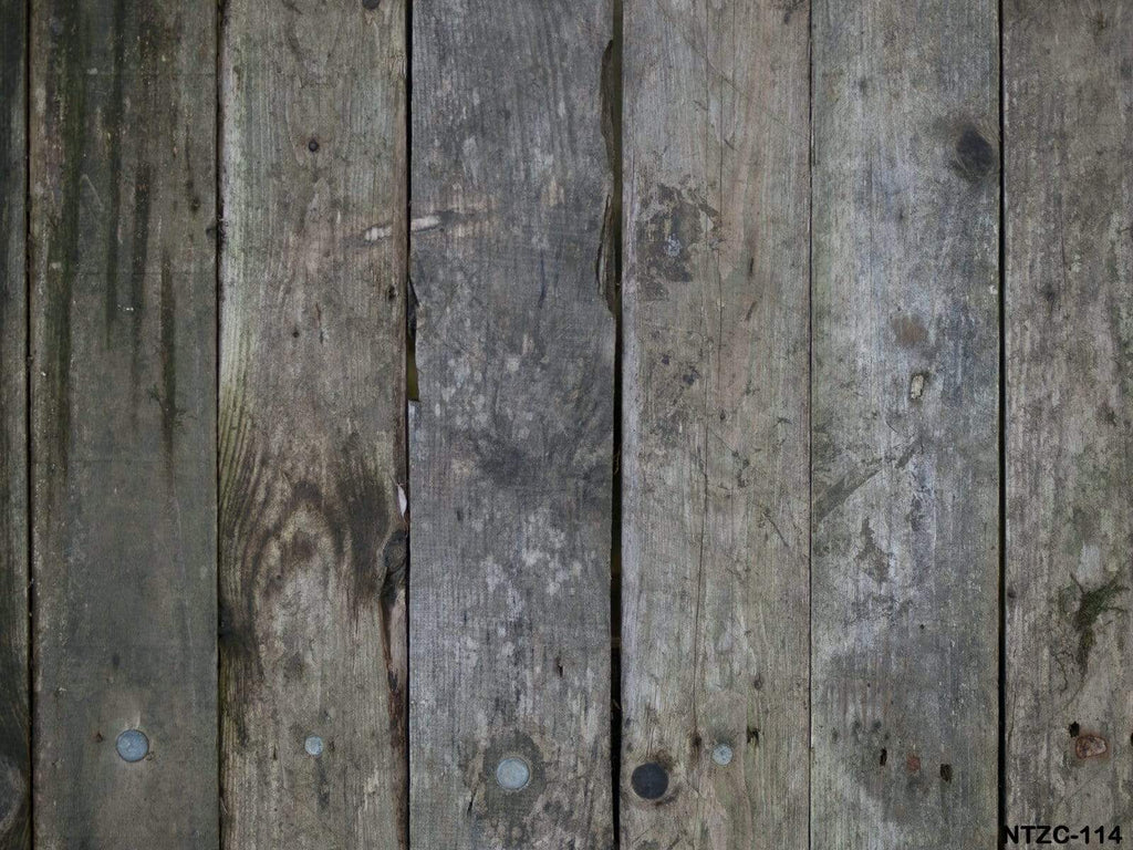 Katebackdrop:Kate Mottled Retro Wooden Board Backdrop for photography