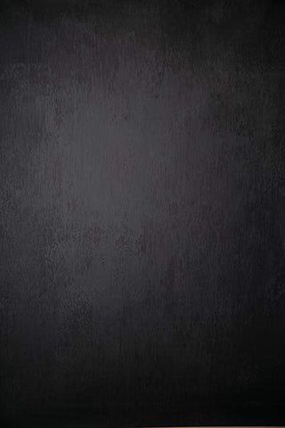 Kate Abstract Texture Cold Black Spray Painted Backdrop S0003