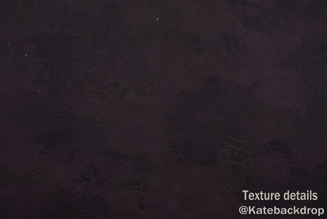 Load image into Gallery viewer, Katebackdrop:Kate Abstract Texture Dark Gray Color Hand Painted Canvas Backdrop